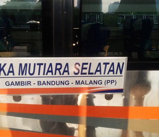 Kereta Mutiara Selatan