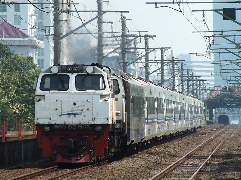 Kereta Argo Bromo Anggrek