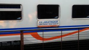 Kereta api Jaka Tingkir