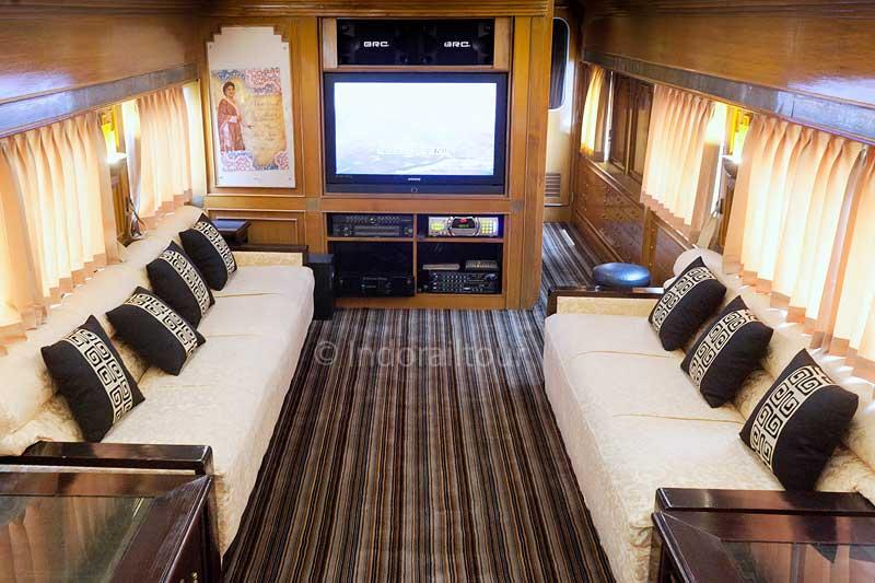 Kereta wisata Bali 02
