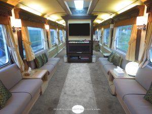 Kereta wisata Jawa
