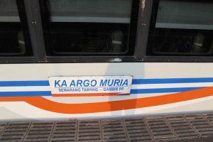 kereta Argo Muria