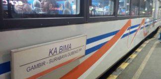 kereta Bima