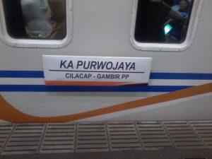 kereta Purwojaya