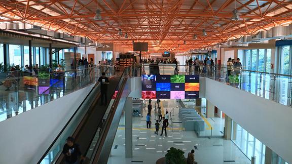 Stasiun KA Bandara BNI City