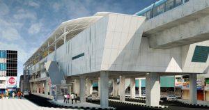 Stasiun Blok A