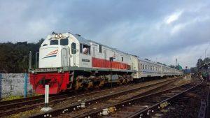 Kereta Pandanwangi