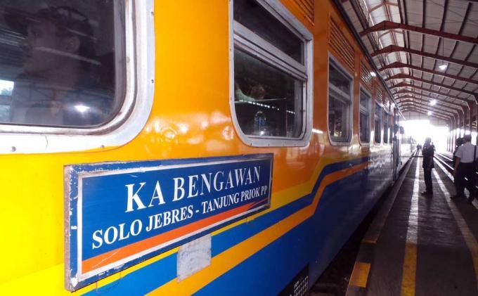 Kereta Bengawan