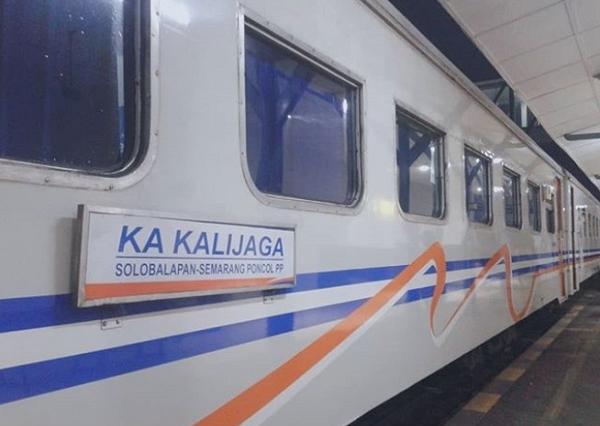 Kereta Kalijaga