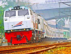 Kereta api Brantas