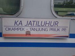 Kereta api Jatiluhur Ekspres