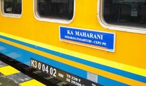 Kereta Maharani