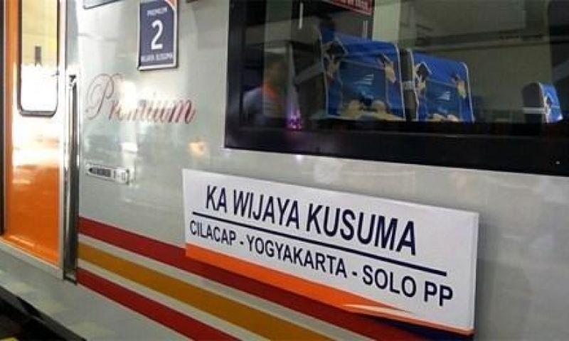 Kereta Wijaya kusuma