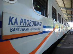 Kereta Probowangi