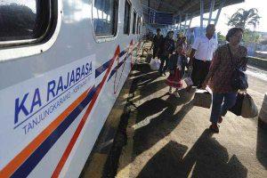 Kereta Rajabasa