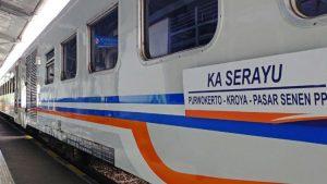 Kereta Serayu