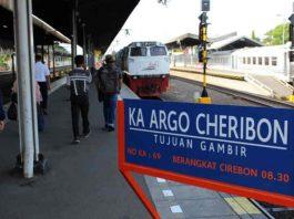 Kereta Argo Cheribon