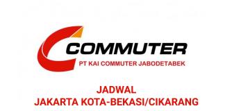 JADWAL-commuter-JAKARTA-KOTA-BEKASI CIKARANG
